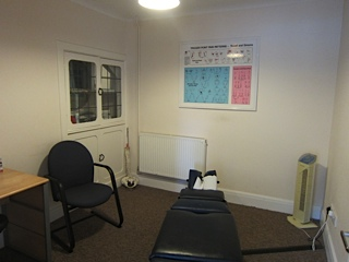Active Health Treatment Room